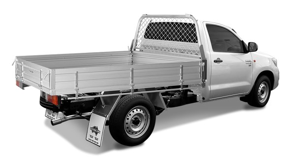 1 Tonne Flat Tray Manual - Toyota HiLux