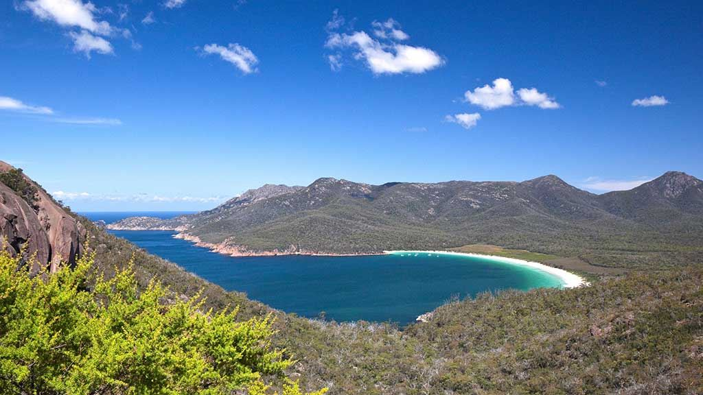 Coles Bay and Freycinet National Park