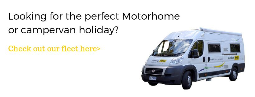 Campervan and Motorhome rental